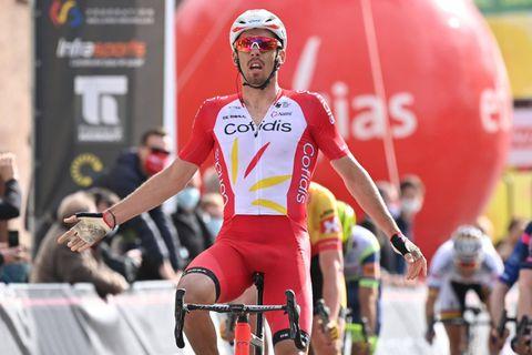 Christophe Laporte s'offre le GP de Wallonie en costaud