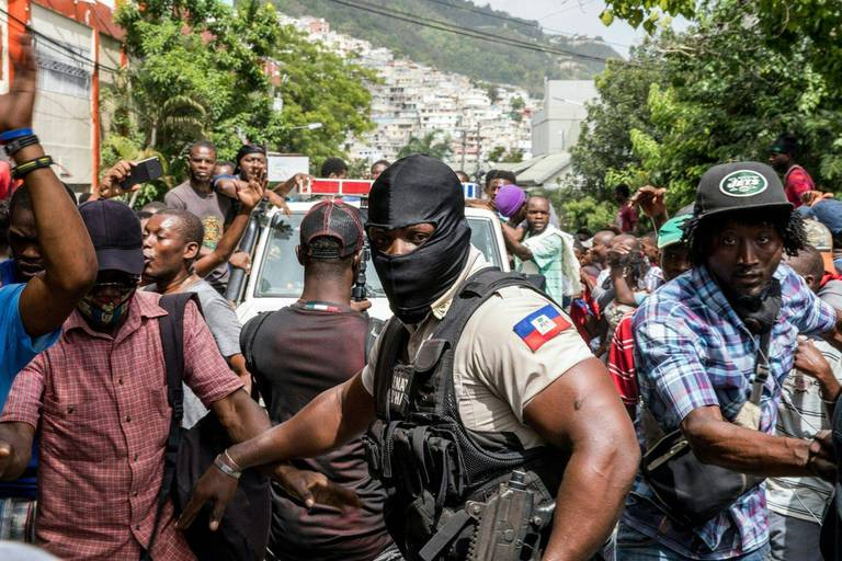 Assassination of President Jovenel Moise and aftermath