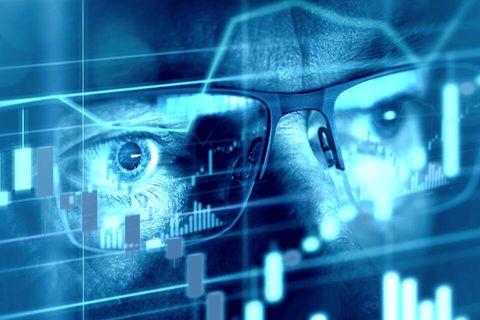 """L'œil du marché : """"Les investisseurs sont confrontés au fait que l'économie mondiale ralentit un peu plus vite que prévu"""""""