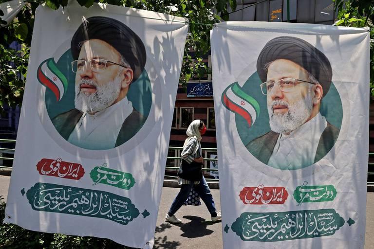 En Iran, rien ne semble devoir empêcher le sacre d'Ebrahim Raïssi à la présidentielle