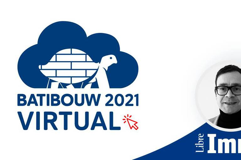 """Frédéric Devos, nouveau directeur de Batibouw : """"L'édition 2021, entièrement virtuelle, est un bon apprentissage"""""""