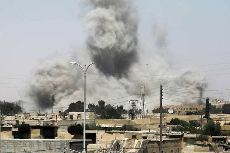 Washington abat un avion syrien, affrontements inédits entre forces d'Al Assad et rebelles