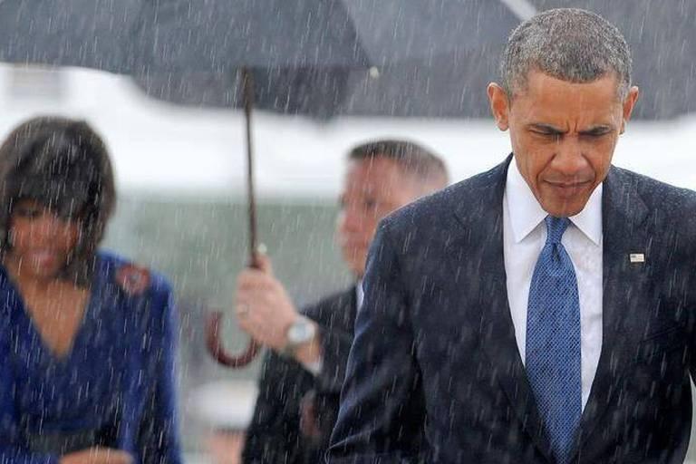 2013, une année à oublier pour Obama