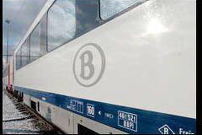 Des trains belges interdits d'aller au Luxembourg