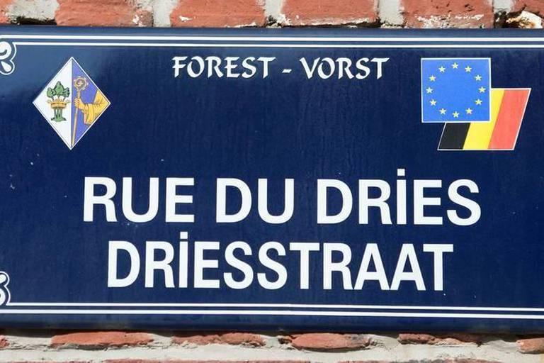 La planque de la rue du Dries paraissait abandonnée