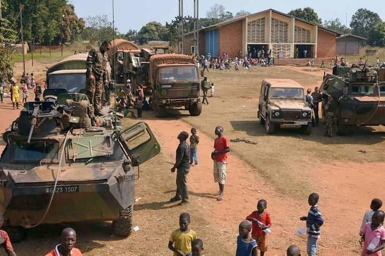 Centrafrique: un nouveau président pour calmer les esprits