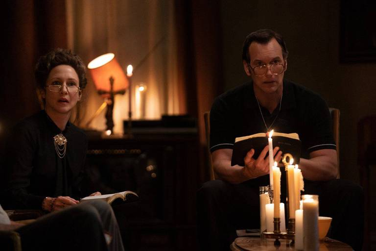 """""""The Conjuring 3"""": un film sacrément ennuyeux... d'autant plus dommage que, pour une fois, il y avait un vrai sujet"""