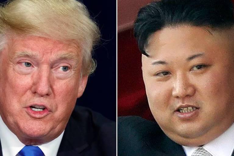 "Dans un tweet, Donald Trump qualifie Kim Jong Un de ""petit gros"""