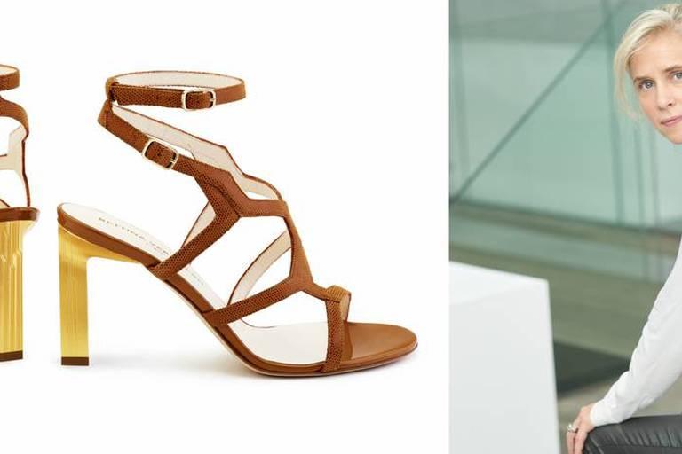 Bettina Vermillon : les talons de printemps de la marque de souliers les plus désirables qu'on puisse imaginer...