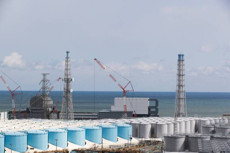 Les eaux usées de Fukushima seront rejetées dans l'océan