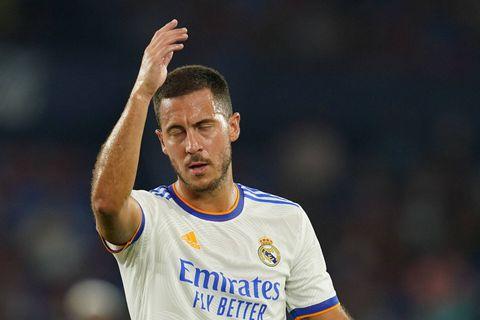 """Déçue une énième fois par Eden Hazard, la presse espagnole milite pour Vinicius : """"Il n'ose pas jouer sur ses qualités"""""""