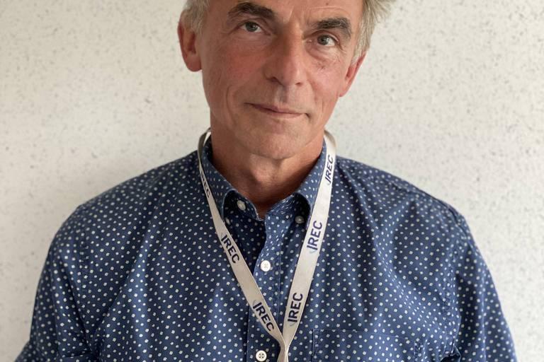 Professeur Pierre-François Laterre, médecin aux soins intensifs en désaccord avec la gestion de la crise du coronavirus