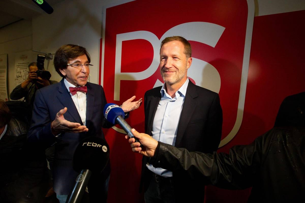 Pour contrer le PTB, le PS ravive le clivage gauche-droite