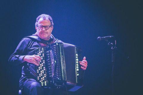 Gent Jazz, triomphe de la valse musette et de l'accordéon