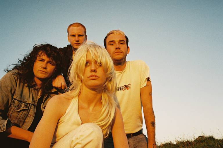 """Amyl and The Sniffers, le """"fucking future"""" du rock'n'roll"""