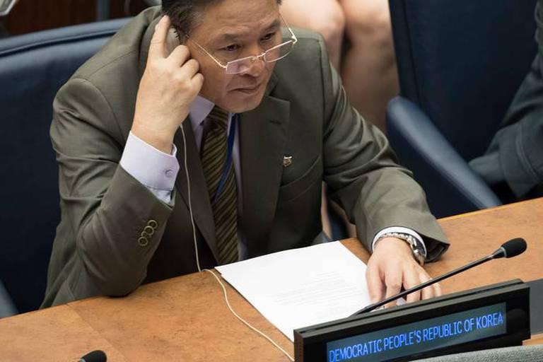 Corée du Nord: des violations des droits de l'homme condamnées à l'ONU