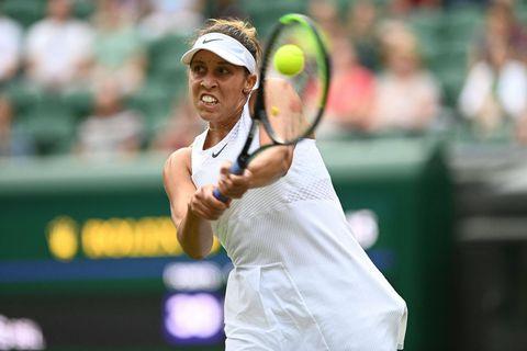 Wimbledon: Elise Mertens file en finale du double