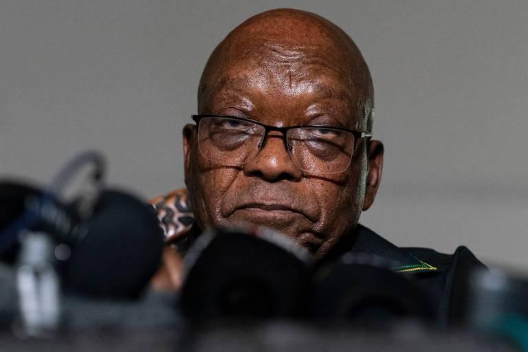 Afrique du Sud: Jacob Zuma de retour devant la justice