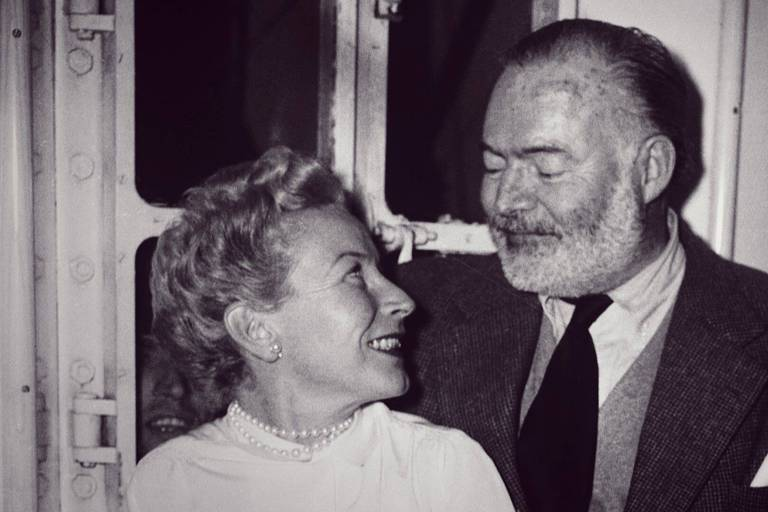 Ernest Hemingway, quatre mariages et un enterrement