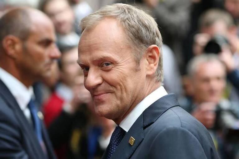 """Donald Tusk, """"un homme politique très efficace"""""""