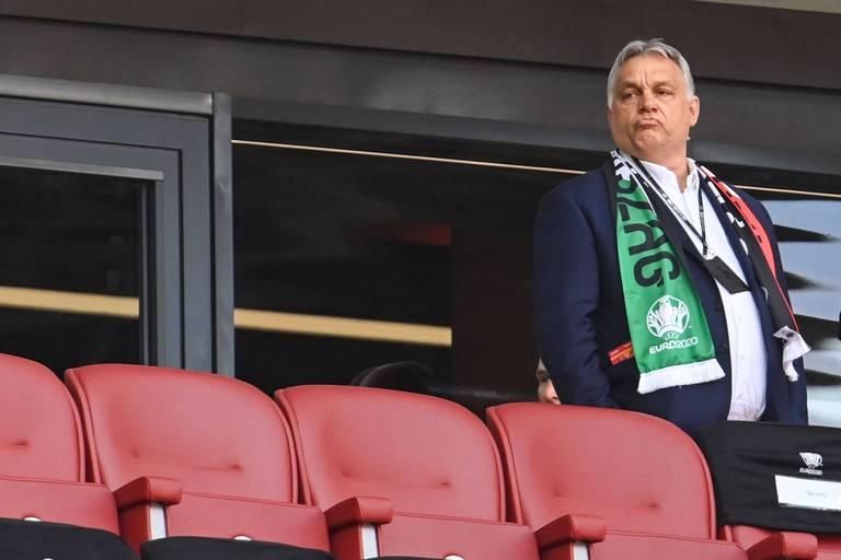 En guise de protestation, Viktor Obran n'assitera pas au match de la Hongrie ce soir à Munich