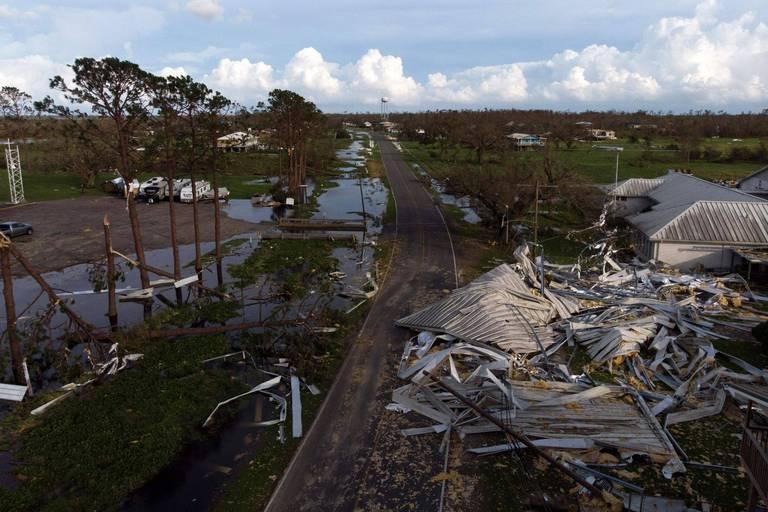 Les zones sinistrées par l'ouragan Ida maintenant en proie à la chaleur