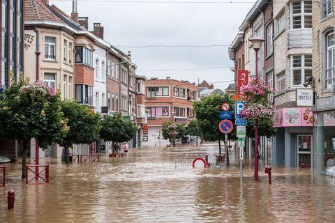 """Comment éviter de nouvelles inondations en Belgique ? """"Il faut sortir de l'idée qu'il faut dompter la nature"""""""