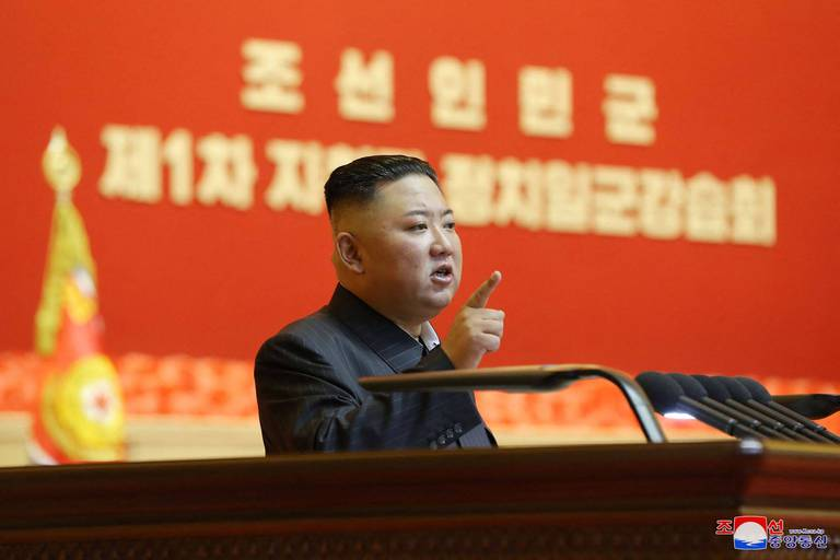 De graves inondations touchent la Corée du Nord: 5.000 évacués