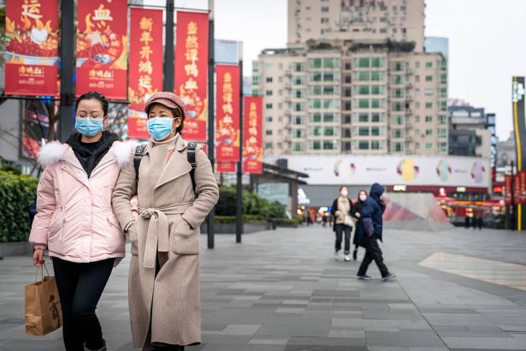 Coronavirus: un virologue chinois accusé, des cas de Covid parmi les aborigènes suscitent l'inquiétude en Australie