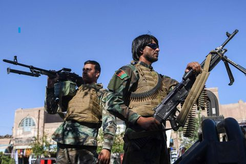 Afghanistan: troisième jour de combats autour d'Hérat, la grande ville de l'ouest