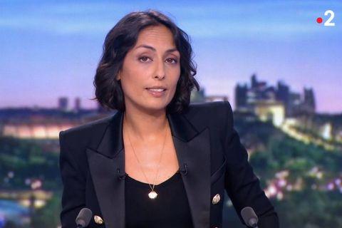 Leïla Kaddour répond sèchement à un téléspectateur à la suite de son édition du JT