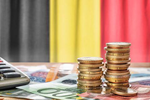 La dette du gouvernement fédéral a augmenté à plus de 433 milliards d'euros