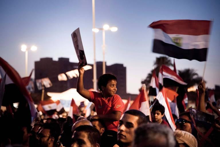 Manifestation anti-Morsi au Caire