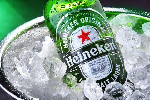 Le prix de la bière bientôt en hausse? Malgré ses bons résultats au premier semestre, Heineken s'inquiète de la hausse du coût des matières premières