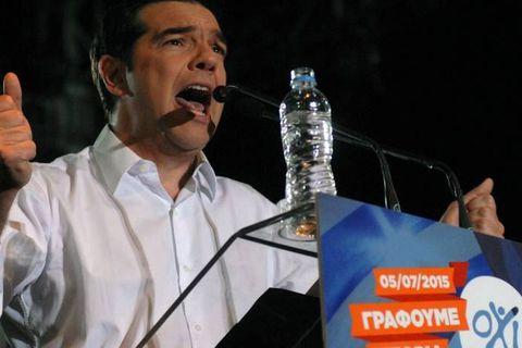 Comment Tsipras a gagné la guerre de la communication