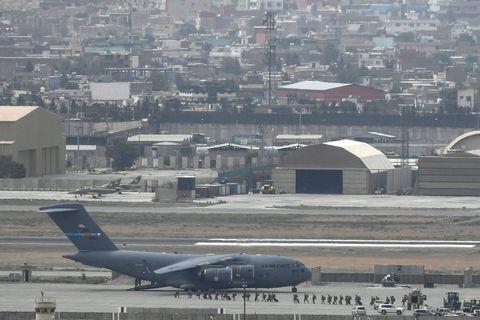 """D'après les Américains, les menaces visant l'aéroport de Kaboul restent """"réelles"""" et """"précises"""""""