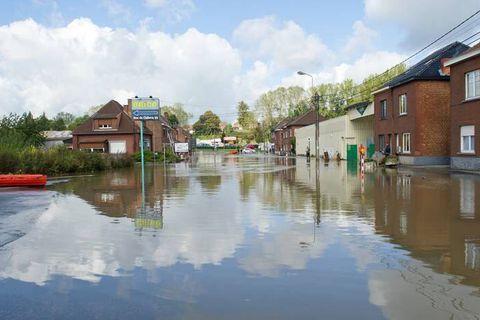 2014 en route vers un record de température, de pluies et d'inondations