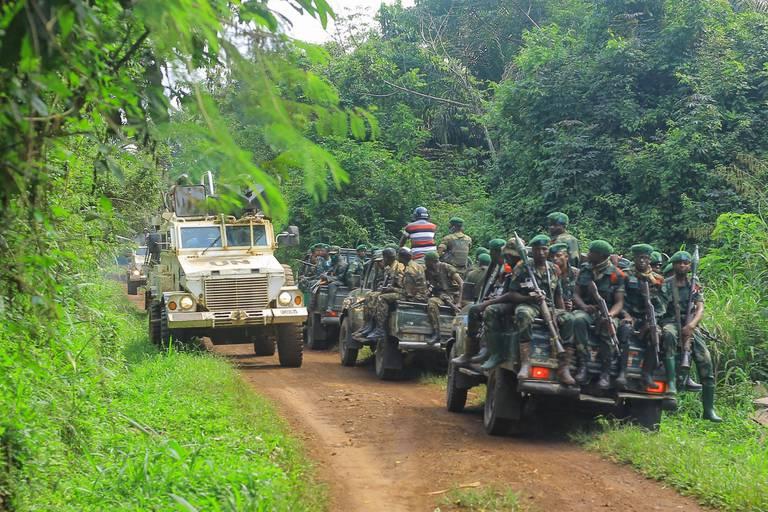 RDC: 7 soldats et 18 miliciens tués lors d'affrontements dans les hauts plateaux