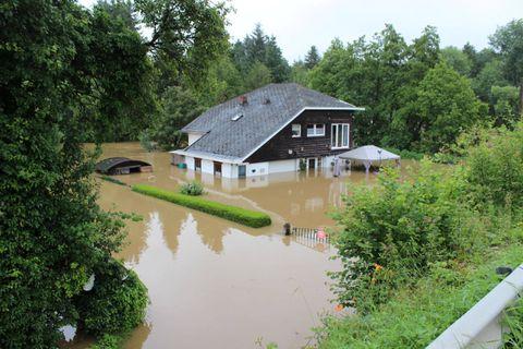 Inondations : certaines communes n'ont pas reçu la totalité des aides promises