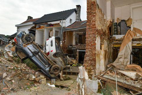 Habitats légers, véhicules, biens non assurés : voici les indemnités que recevront les sinistrés des inondations