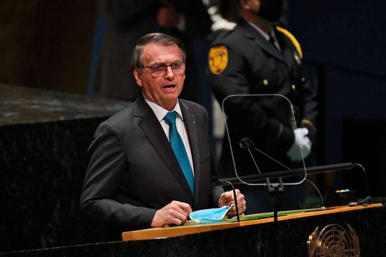 """""""Il a menti du début à la fin"""": le discours de Bolsonaro à l'ONU critiqué pour ses nombreuses erreurs et imprécisions"""