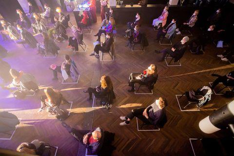 400 personnes prêtes à participer au concert-test de Spa, en attente du feu vert définitif