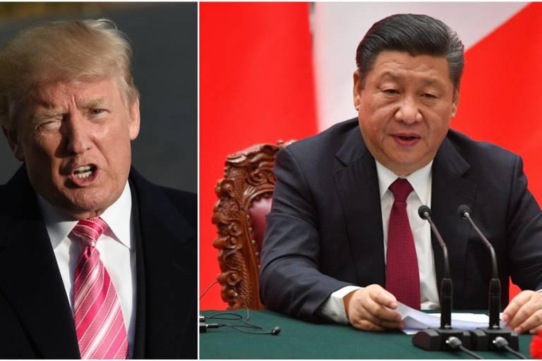 """Trump et Xi expriment """"l'espoir"""" d'un changement d'attitude de Pyongyang"""