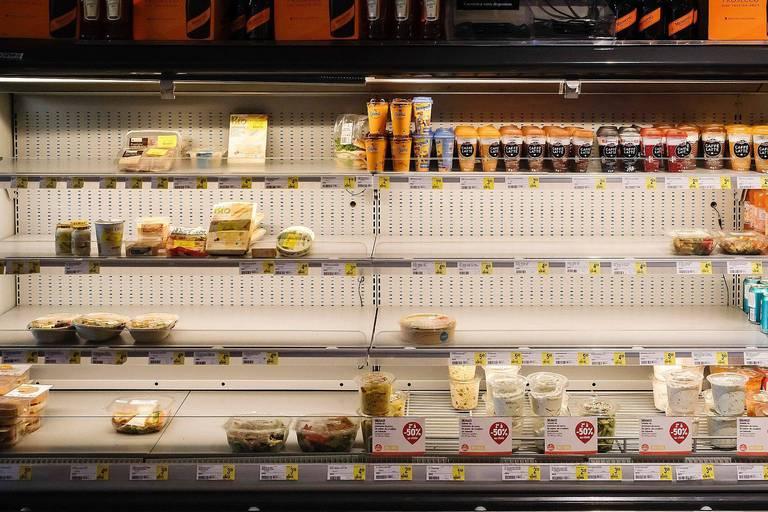 L'approvisionnement est fortement perturbé chez Delhaize, dans les magasins affiliés aussi bien qu'intégrés.