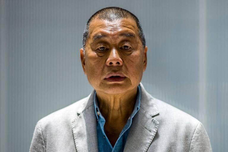 Manifestations à Hong Kong: condamné à une peine de plus, le magnat de la presse Jimmy Lai fera 14 mois de prison