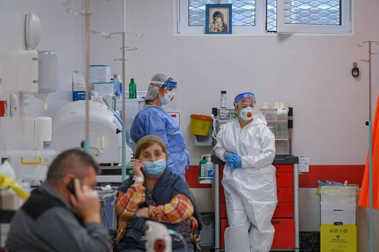 Forte hausse des cas de coronavirus dans certains pays d'Europe: le point sur la situation