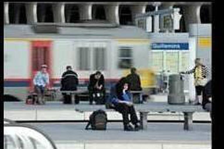 Ce qui fâche à la gare de Liège-Guillemins