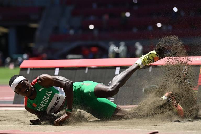 Le Portugais Pedro Pichardo sacré champion olympique du triple saut