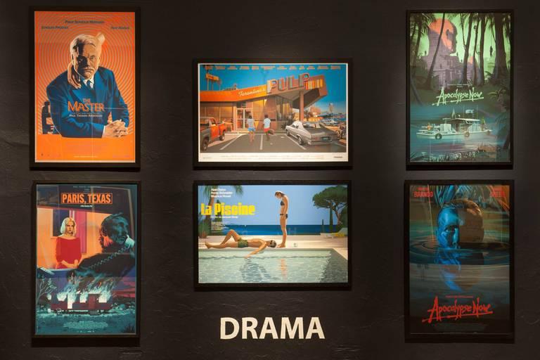 Laurent Durieux à l'affiche au Mima