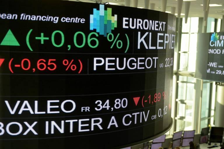 Les Bourses européennes retrouvent un peu d'optimisme, Paris est tirée par ses géants du luxe